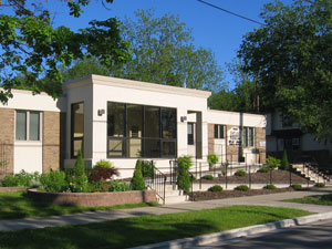 Lansing dental office